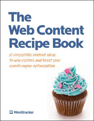 web-content-recipe-book