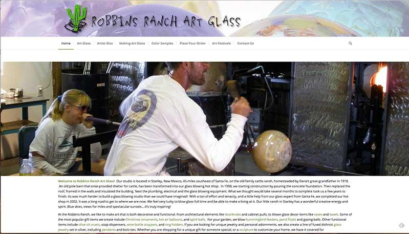 Robbins Ranch Art Glass
